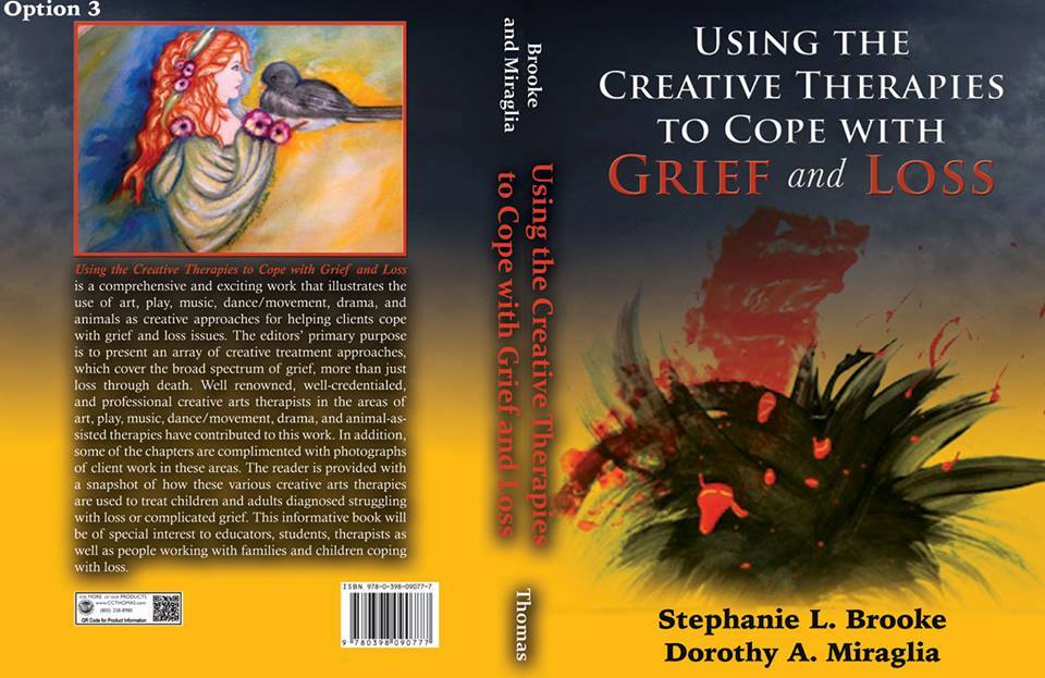 Book: The use of the creative therapies to treat grief/loss